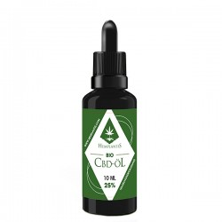 10 ML ORGANIC CBD Oil 25%